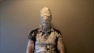 getting messy with shaving cream Thumbnail