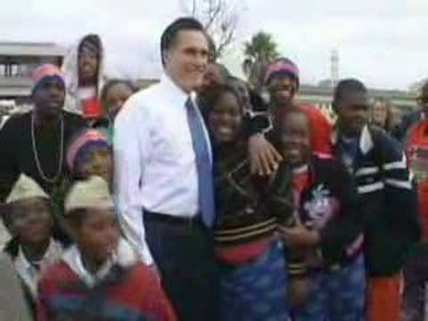 Mitt Romney - Who Let the Dogs Out?