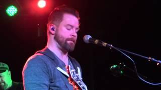 David Cook-REM (Rapid Eye Movement) & Banter-OKC Bricktowm Music Hall-1/14/2014