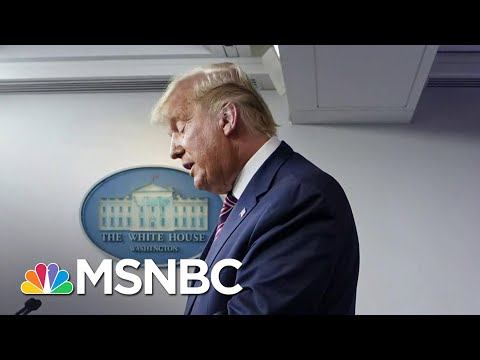 Trump Officials Didn't Increase Capacity For Child Migrants Despite Warnings   The ReidOut   MSNBC