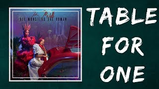 K. Michelle - Table for One (Lyrics)