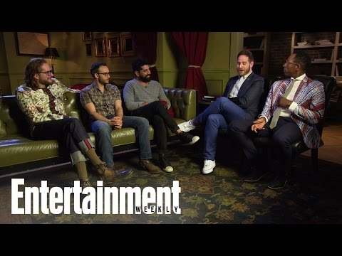 American Gods: Orlando Jones, Bryan Fuller & Cast Break Down Episode 3 | Entertainment Weekly