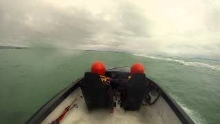 Offshore Powerboat Racing - Taming the chop (watch in HD 1080p)