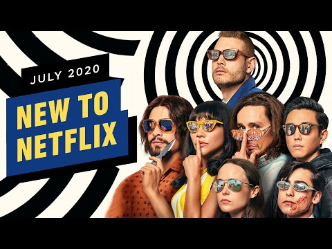 New to Netflix for July 2020