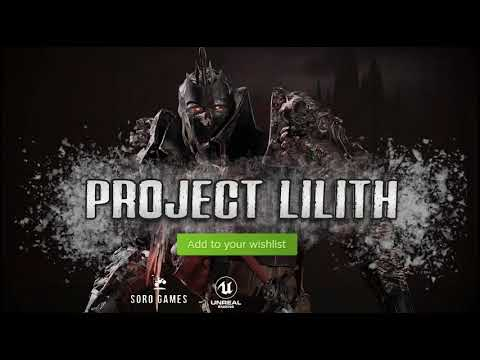 Project Lilith - Official Announcement Trailer
