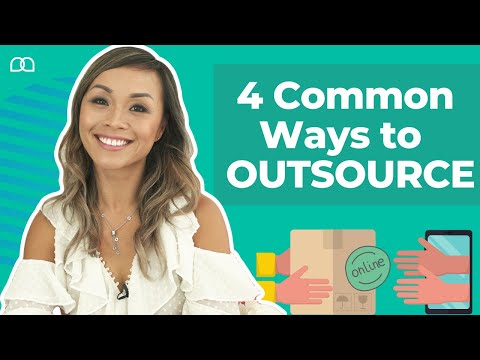 how-to-outsource-work-online-|-4-common-ways