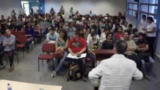 Christian Sánchez Jáuregui - Conferencia para alumnos de Prepa 8