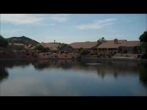 Phoenix Waterfront Lot Homes in the Ahwatukee Foothills