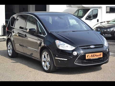 ford s max 2 0 tdci titanium 2011 youtube. Black Bedroom Furniture Sets. Home Design Ideas