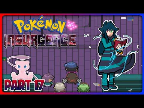 Pokemon Insurgence Version! Part 17 - Reading Rainbow