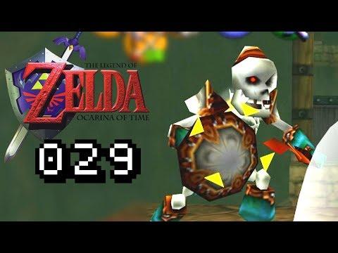 ÜBERALL GEFAHREN - Lets Play Zelda Ocarina of Time Gameplay #029 Deut...