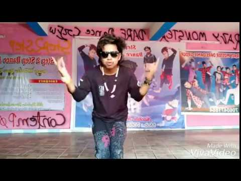 Tip tip brsha pani song.cover by sachin spidy free style dance😘😘😉