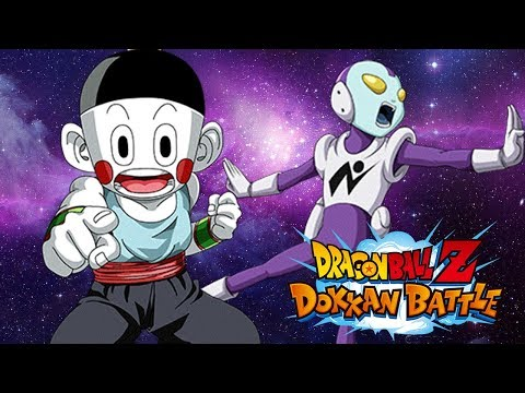 MUST WATCH! BROKEN JACO & CHIAOTZU COMBO FOR THE WT! (DBZ: Dokkan Battle)