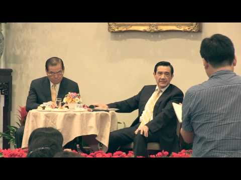 12 Questions for Ma Ying-jeou 2015 English Translation Press Conference: Taiwan President 馬英九