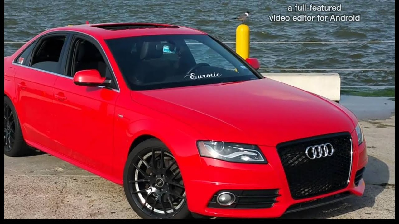 2010 audi a4 s line quattro 6 spd youtube for S line exterieurpaket a4