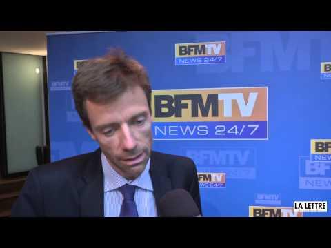 BFM TV, Guillaume Dubois, Directeur général de Bfm Tv