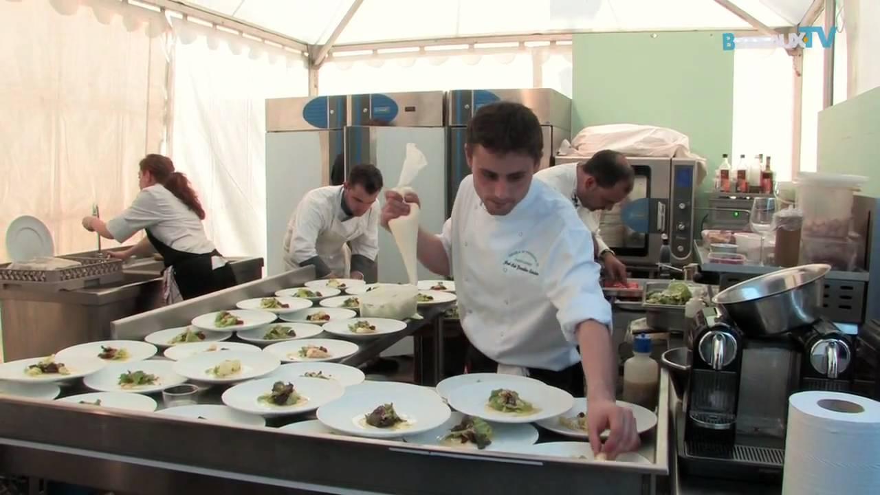 Les Etoiles D Epicure Interview Du Chef Jesus Sanchez Sainz Youtube
