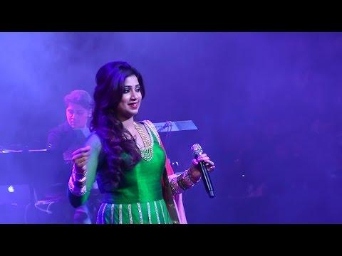 Shreya Ghoshal Opening Performance at NABC 2015