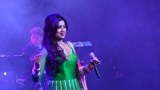 Shreya Ghoshal Opening Performance at NABC 2015