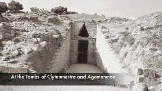 At the Tombs of Clytemnestra and Agamemnon