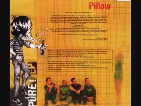 Pillow- rebecca de Ruvo