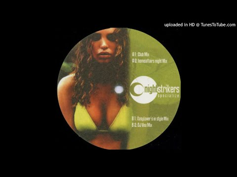 Nightstrikers - Specialize (Easy Lover's In Style Mix)