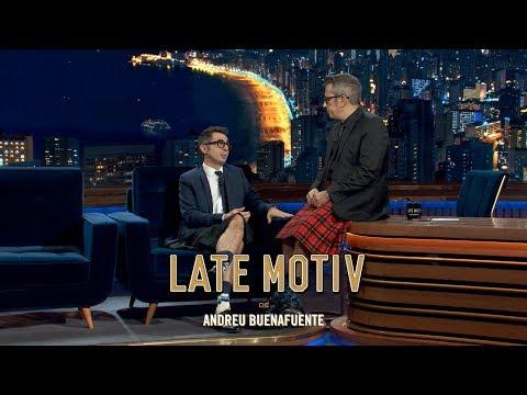 "LATE MOTIV - Berto Romero. ""La esponja""  | #LateMotiv456"