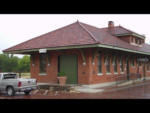 Cotton Belt Railway Museum in Tyler TX
