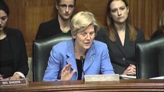 Senator Warren Asks About Generic Drug Prices & FDA Oversight