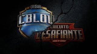CBLoL + Circuito Desafiante 2019 - Primeira Etapa - 11/02/2019