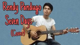 Video RENDY PANDUGO - 7 DAYS (COVER) download MP3, 3GP, MP4, WEBM, AVI, FLV Maret 2018