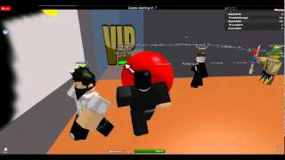 Ninjastar04 & Coolcj514: ROBLOX Chair Racing!