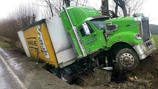 TRUCK CRASH COMPILATION 2018 | FailArmy Crashes
