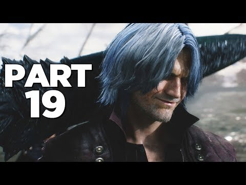 DEVIL MAY CRY 5 Walkthrough Gameplay Part 19 - AWAKENING (DMC5)