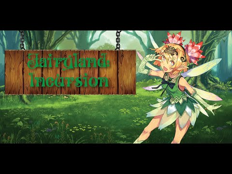 [RPG Maker MV] Fairyland: Incursion - Promo