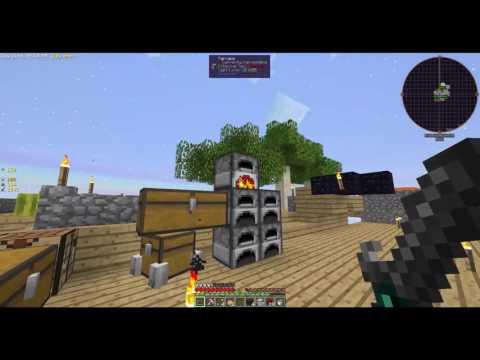 Sky Factory 2.5 - Episode 25 - Steel