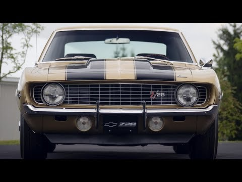 Why You Should Buy A 1967-1969 Chevrolet Camaro