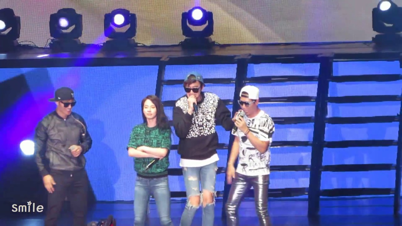 running man special live in trung quoc