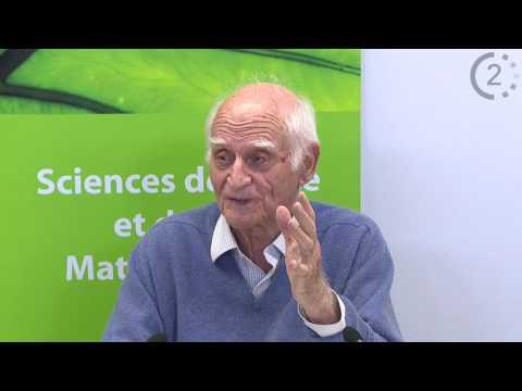 """Conférence de Michel Serres - """"Sciences et société"""""""