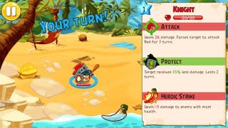 Angry Birds Epic RPG Hack for health (win every fight)