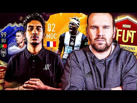 LA REVANCHE CONTRE RAFSOU EN FUT CHAMPION ! SAINT MAXIMIM 82 NOTRE HEROS ! FIFA 20