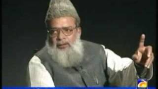Mullahs trapped in contradiction - Second coming of Jesus {Urdu}