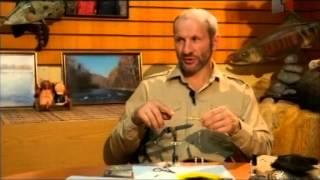 Рыбалка  Кольский полуостров  Дом для лосося  2014 HD