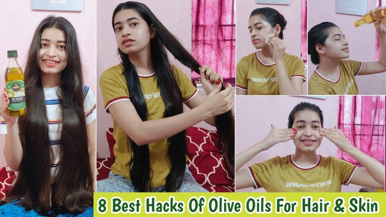 8 Best Hacks Of Olive Oils For Hair and Skin   Shanu Priya