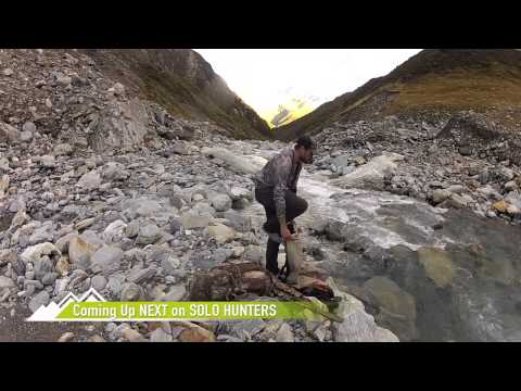 S:3 E:12 Free Range Public Land Tahr in New Zealand with Remi Warren of SOLO HNTR