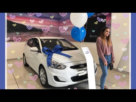 BUYING MY FIRST NEW CAR // VLOG