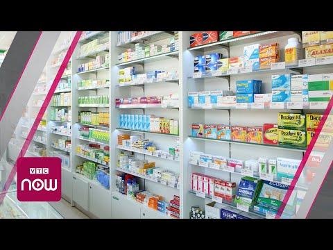 Hà Nội: Thanh tra nhà thuốc, chỗ nào cũng sai