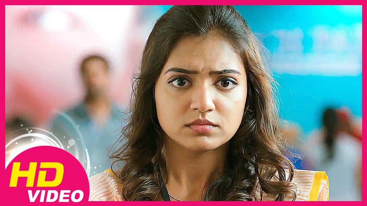 Raja Rani Wallpapers With Quotes Raja Rani Tamil Movie Scenes Arya Visits Nazriya Nazim