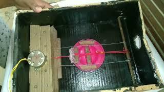 projector working mechanism