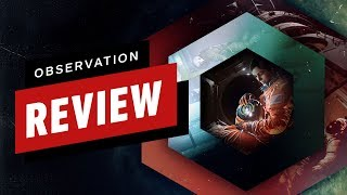 Observation Review (Video Game Video Review)
